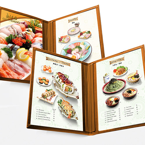 Significan design company profile website design jakarta for Asian cuisine books